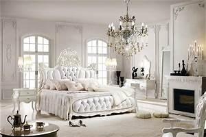 schlafzimmer in weissen design moderne innenarchitektur ideen With schlafzimmer luxus