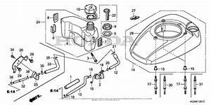 Honda Hrs216k3 Sdaa Lawn Mower  Usa  Vin  Mzbz
