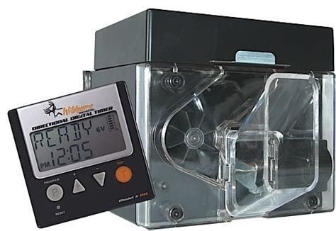 wildgame innovations feeder timer wildgame innovations feeder digital directional