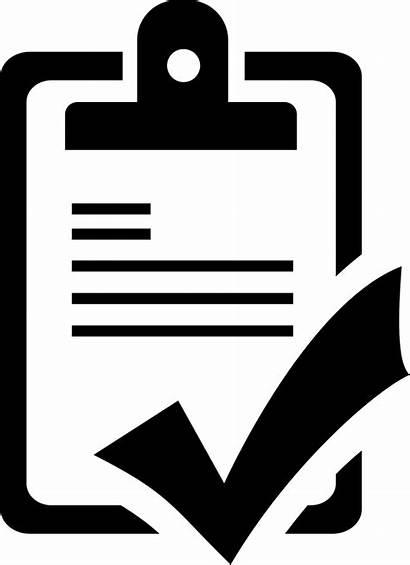 Icon Order Form Complete Transparent Place Success