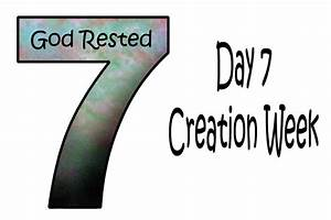 Day 7-God Rested | Mission Bible Class