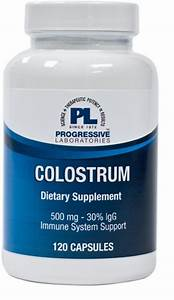 Colostrum 120 Capsules