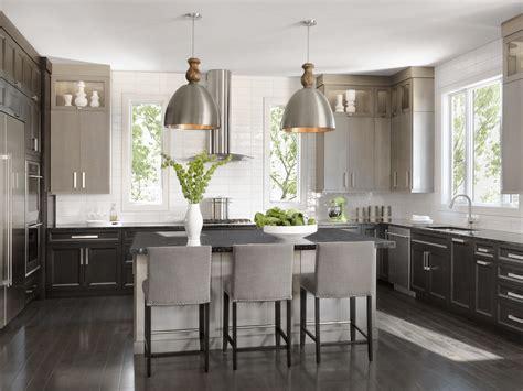contemporary kitchen beck allen cabinetry