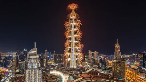 In pictures: Downtown Dubai rings in 2020 with spectacular ...