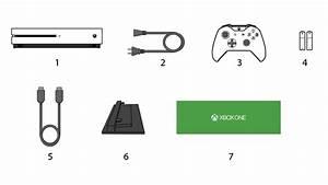Xbox One S Setup