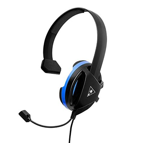 gaming headset ps4 test turtle recon chat gaming headset for ps4 pro ps4