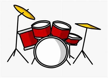 Clipart Drum Cartoon Drums Transparent Player Webstockreview
