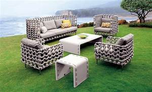 Meubles De Jardin Design : mobilier et meuble de jardin design ~ Dailycaller-alerts.com Idées de Décoration