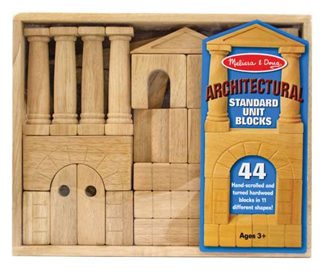 Architectural Unit Blocks Puzzlewarehouse