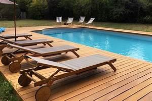Lame De Bois Pour Terrasse : lame en bois cumaru pour terrasse nature bois concept nature bois concept ~ Melissatoandfro.com Idées de Décoration