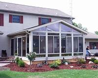 pictures of sunrooms Custom Sunrooms in St. Louis >> Call Barker & Son at 314 ...