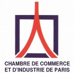 LOGO CHAMBRE DE COMMERCE ET D'INDUSTRIE DE PARIS Le Site