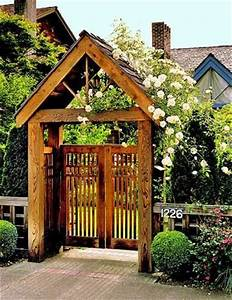 5 Inexpensive Ways To Make Your Garden Gate Simply