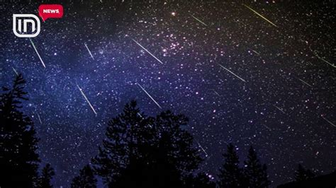 Spektakël qiellor. Bëhuni gati të shihni një shi meteorësh ...
