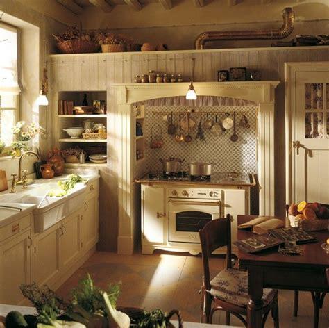 cocinas estilo campestre mas de  ideas motivantes