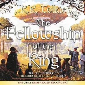 The Fellowship of the Ring  Audiobook Listen Instantly!