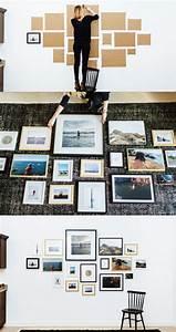 Whiteboard Selber Bauen : fotowand selber machen ideen f r eine kreative wandgestaltung ~ Markanthonyermac.com Haus und Dekorationen
