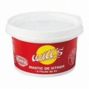 Mastic De Vitrier : mastic vitrier districolor ~ Melissatoandfro.com Idées de Décoration