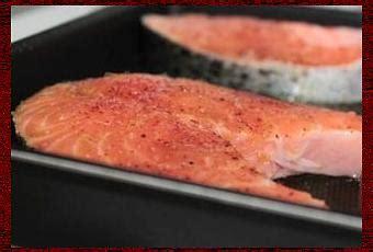 cuisiner du saumon au four darnes de saumon au four à voir