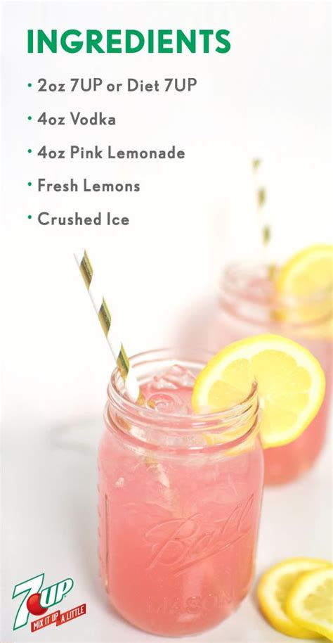 easy adult pink lemonade recipe summer recipes pink