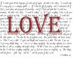 Love Bible Verse Printable Valentine's