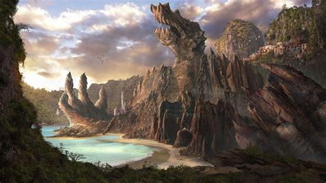 fantasy Art, Rock Wallpapers HD / Desktop and Mobile ...