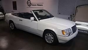 Mercedes W124 Cabriolet : feature listing 1994 mercedes benz e320 cabriolet german cars for sale blog ~ Maxctalentgroup.com Avis de Voitures