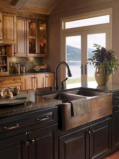 what goes where in kitchen cabinets best 25 rustic kitchen sinks ideas on farm 9636