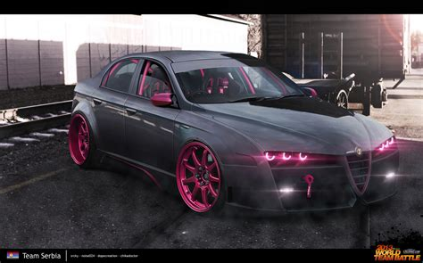 Alfa Romeo 159 159 Alfa Romeo 159 Tuning Forum Johnywheels