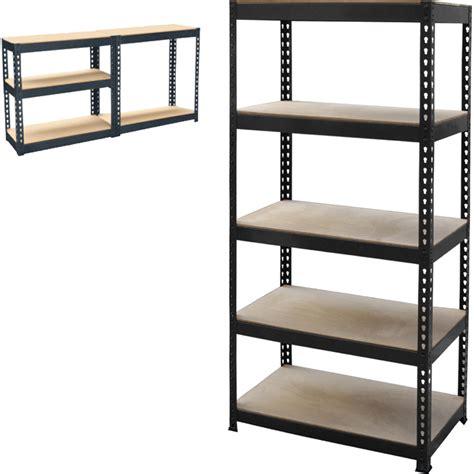 garage shelving units new 5 tier metal shelving shelf storage unit garage