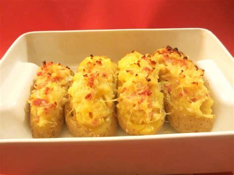 pommes de terre farcies aux lardons diet d 233 lices