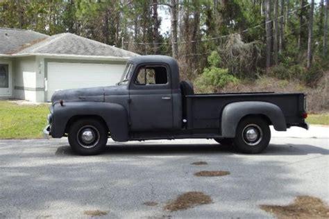1955 international harvester truck r110 no rust all original for sale international