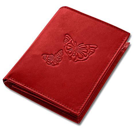 farbe für leder hjp damen geldb 246 rse butterfly aus leder farbe rot weltbild de