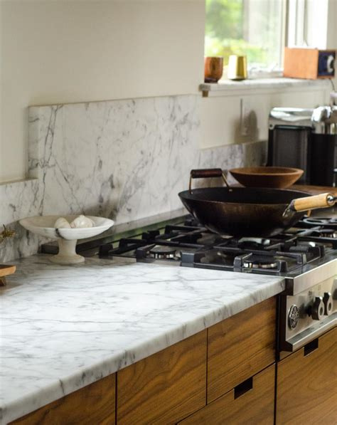 marble look countertops here s what an etch on a marble countertop actually looks