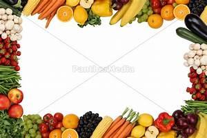 Obst Und Gemüse Online Bestellen Auf Rechnung : rahmen aus fr chte obst und gem se mit textfreiraum stockfoto 12001563 bildagentur ~ Themetempest.com Abrechnung