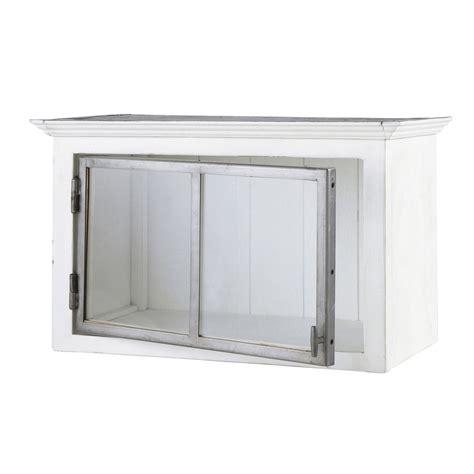 cuisine droite meuble haut de cuisine ouverture droite en bois recyclé