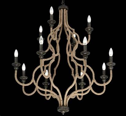 Chandelier Corda Transitional Contemporary Chandeliers Lighting