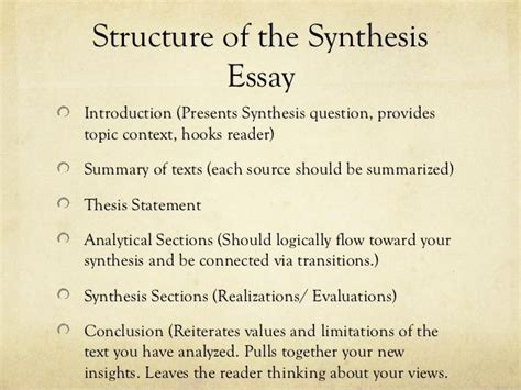 good synthesis essay topics  ivoiregion good synthesis essay topics image result for outline for synthesis paper  writing