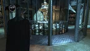 arkham asylum chandelier batman arkham asylum ps3 walkthrough and guide page