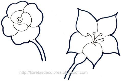 Fotografías Libretas De Colores Dibujos Para La Primavera