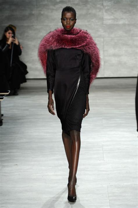 mercedes benz fashion week  york fallwinter  day