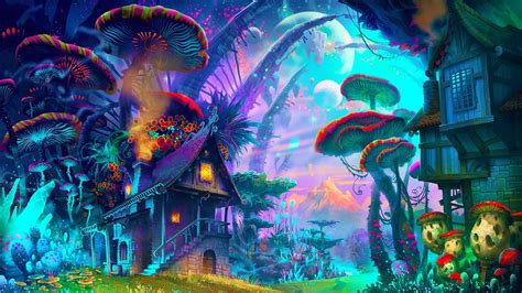 Cool Backgrounds  Trippy & Psychedelic Wallpapers