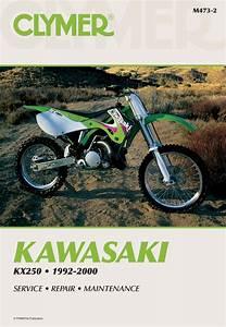 Kawasaki Kx250 Service Repair Manual