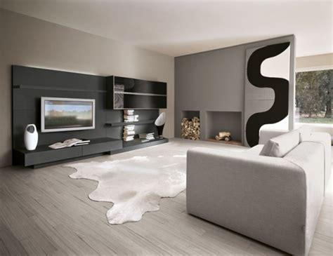 Wohnideen Wohnzimmer Grau Weiß by 125 Wohnideen F 252 R Wohnzimmer Und Design Beispiele