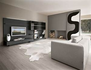 Wohnzimmer Grau Weiß Design : 125 wohnideen f r wohnzimmer und design beispiele ~ Sanjose-hotels-ca.com Haus und Dekorationen