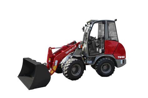 takeuchi tw compact wheel loader power equipment company