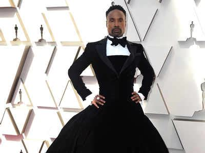 Oscars Billy Porter Pulls Bold Fashion Move