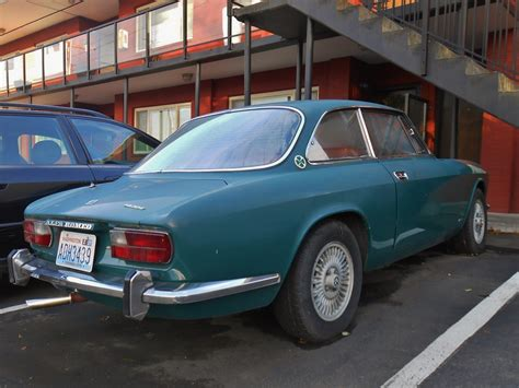 Alfa Romeo Seattle by Seattle S Parked Cars 1971 Alfa Romeo Gtv