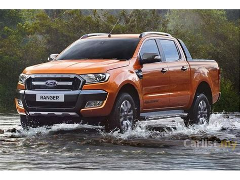 Ford Ranger 2018 Xlt Fx4 2.2 In Labuan Automatic Pickup