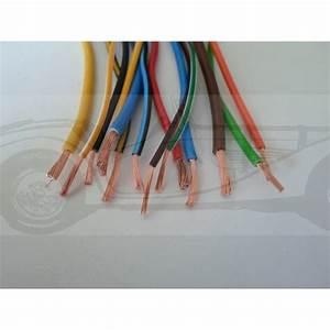Section Fil Electrique : fil lectrique sp cial automobile 4mm ~ Melissatoandfro.com Idées de Décoration